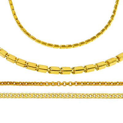24K Yellow Gold