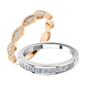 Anniversary Eternity Bands