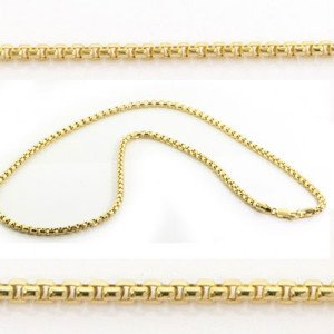 24k Yellow Gold Chains