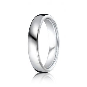 950 Palladium Contemporary Comfort Fit Band 4.5mm.